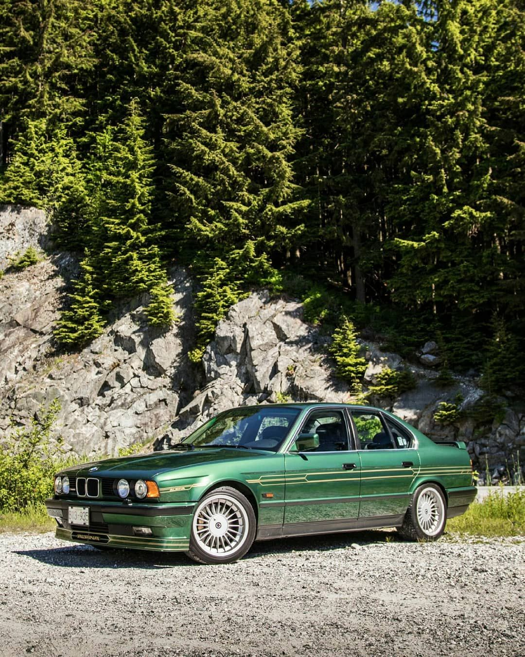 Alpina B10 Biturbo E34 Bmwalpina Alpinab10 Bmwe34 E34 Bmw5er