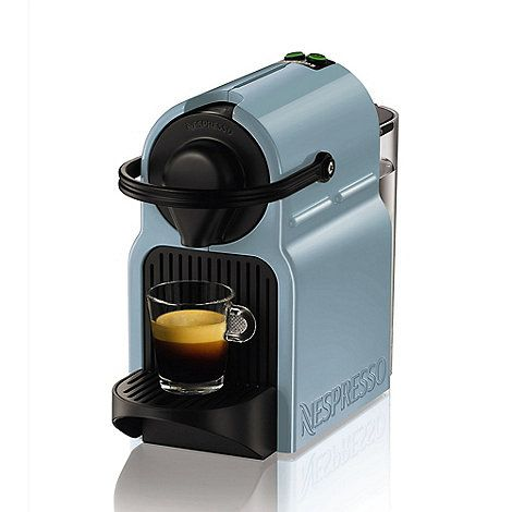 Krups Blue Nespresso Inissia Coffee Machine Xn100440