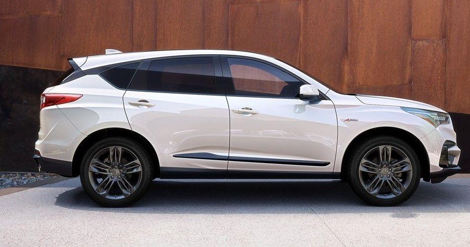 2020 Acura Rdx Changes Carnewsnow Com Acura Rdx Acura Suv Suv