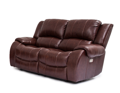 This loveseat has all the comfort you need from your ...