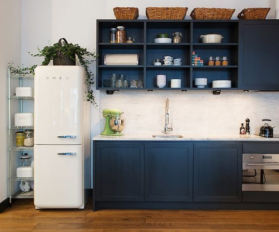 frigo smeg inspirations et id es d 39 am nagement d co. Black Bedroom Furniture Sets. Home Design Ideas