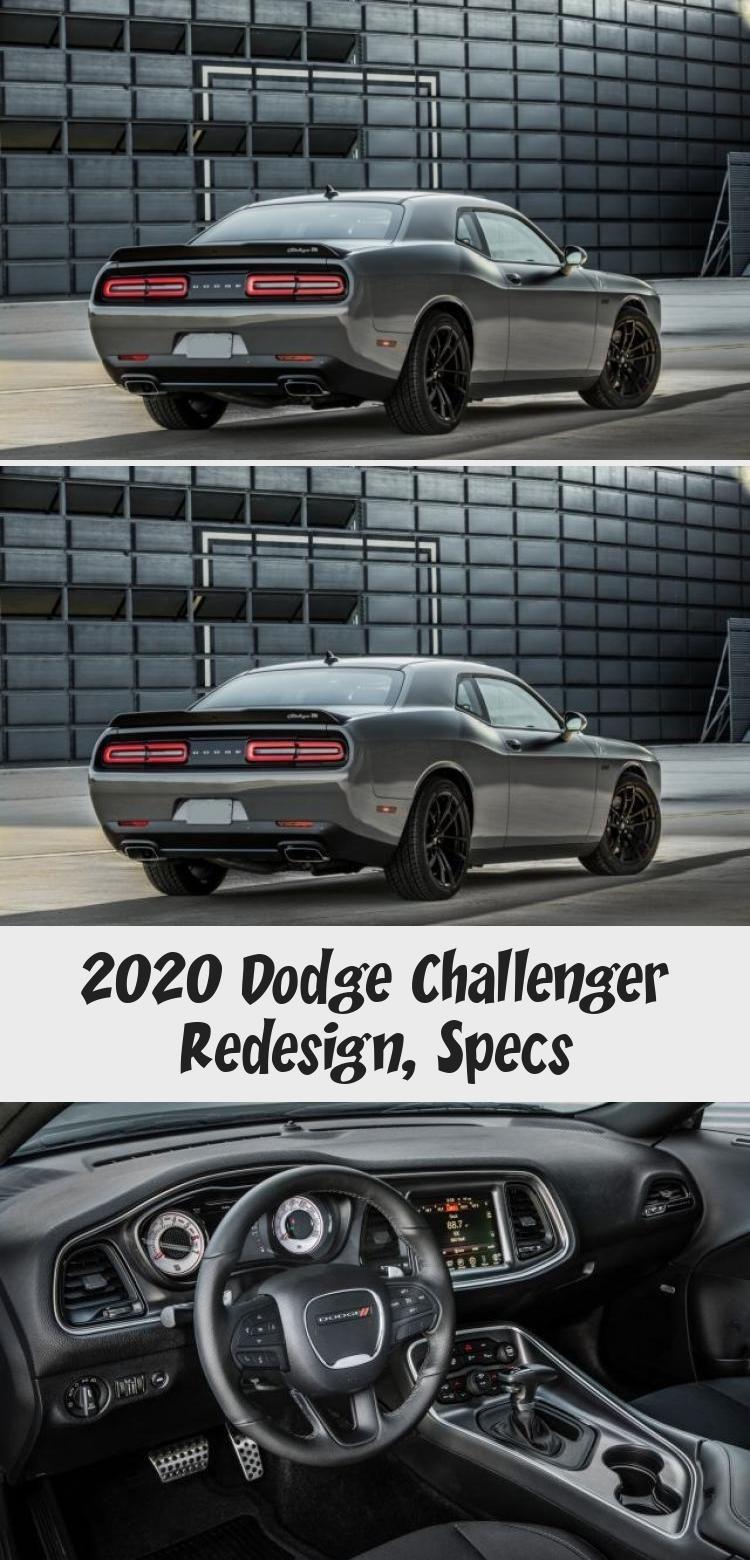 2020 Dodge Challenger Redesign Specs Car Announcements 2018 2019 Autoundmadchen2020 In 2020 Dodge Challenger Wohnwagen Suv Camping