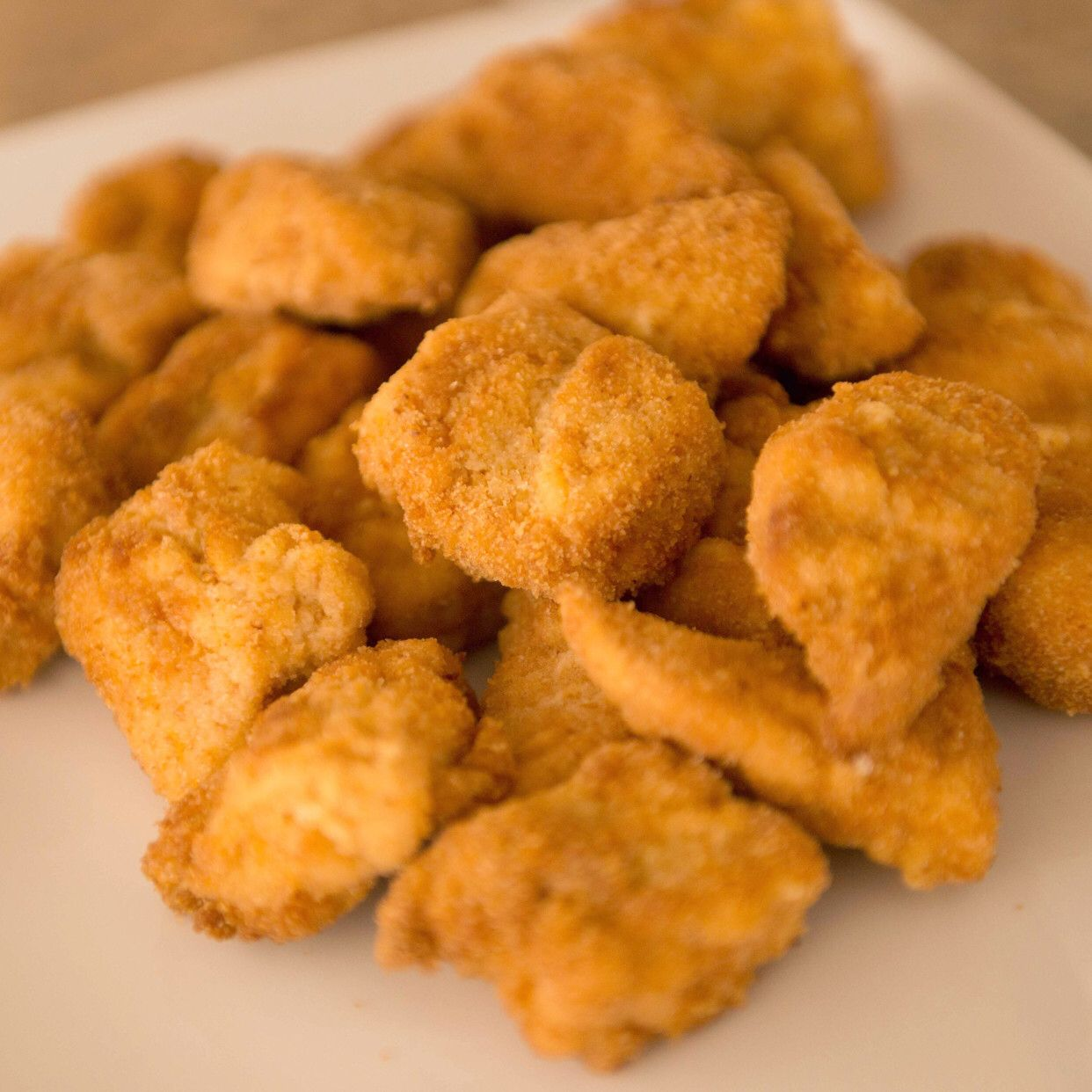 Homemade chicken nuggets recipe food network recipes
