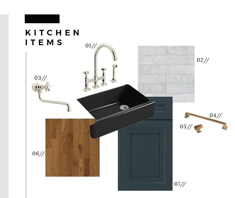 Photo of How to Mix Metals and Choose Kitchen Plumbing Fixtures & Hardware