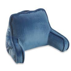 Brentwood Originals Plush Teal Backrest Bed Bath