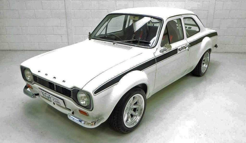 FOR SALE – Mk1 Ford Escort AVO Mexico Replica... FOR SALE – Mk1 ...