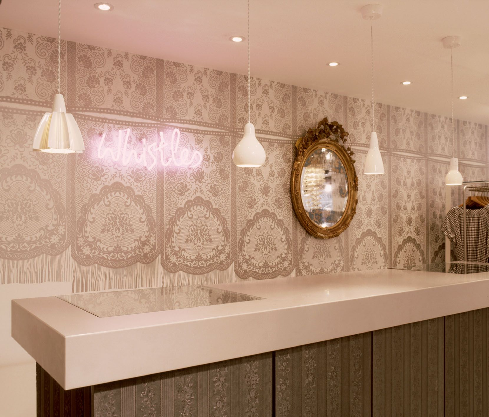 used pendant lighting. A Mix Of Kathleen Hills Pendant Lights Used In Some The Whistles Stores Across Lighting B