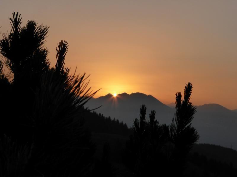 Sonnenaufgangswanderung mit den geprüften Preidlhof-Wanderprofis