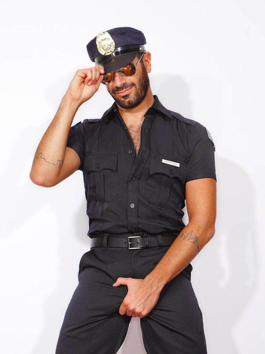 Gay cops uniforms