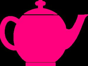 pink teapot clip art vector clip art online royalty free public rh pinterest com au