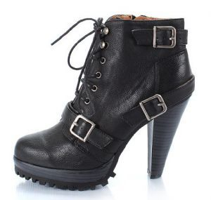 womens combat boots with heel | Gommap Blog