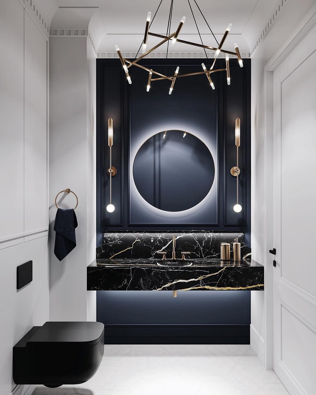 Dizajn Interera Moskva Quadro Room Instagram Photos And Videos Modern Luxury Bathroom Neoclassical Interior Design House Bathroom Designs