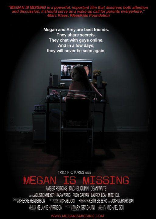 Megan Is Missing 2011 Peliculas Peliculas De Terror Peliculas Completas
