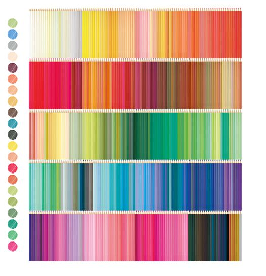 Colored pencil subscription. Like Beer of the Month except it's for artists.