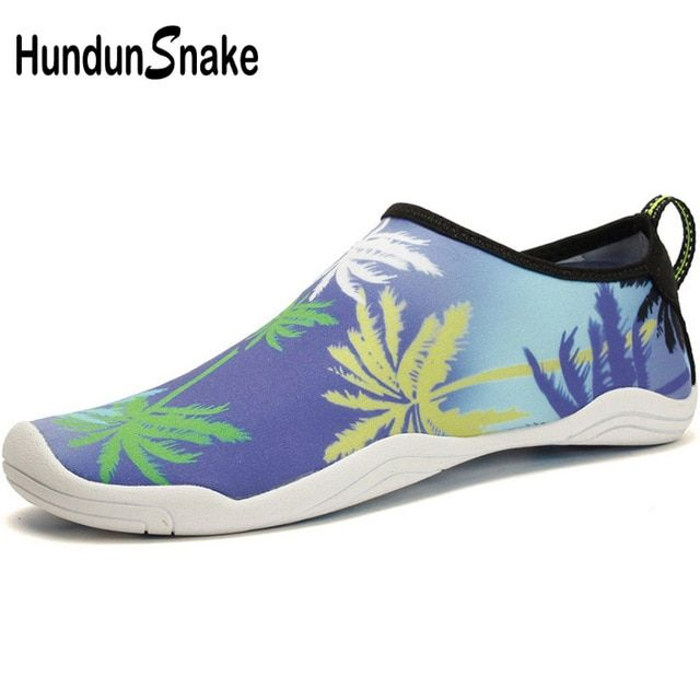 d91c4b81aaba Hundunsnake Mesh Women Sea Shoes For Swimming Pool Sea Male Beach Shoes For  Men Kids Water Shoes Aqua Ladies Sport Slippers T511 Review