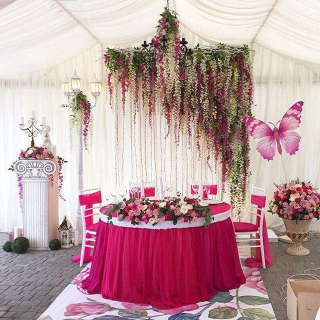 Aranjamente florale handmade de nunta sau botez   Decor petrecere ...