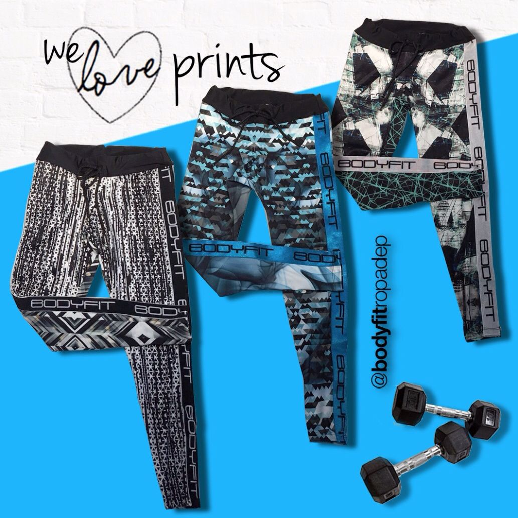 Nuestros #NewPrints  para darle color y estilo a tus #Outfit  #GymTime #GetMotivated #FitInspiration #FashionTrends #FashionFitness #GymTime #Fitness #Modern #Anathomic #FashionSport #WorkOut #PhotoOfTheDay #LifeStyle #Woman #Shop #Casual #Trendy #WildCollectionBodyFit #F4F #Follow #BodyFit