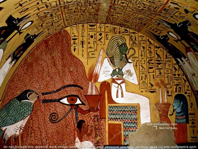 85 best images about Frescoes of Egypt on Pinterest | Ancient ...