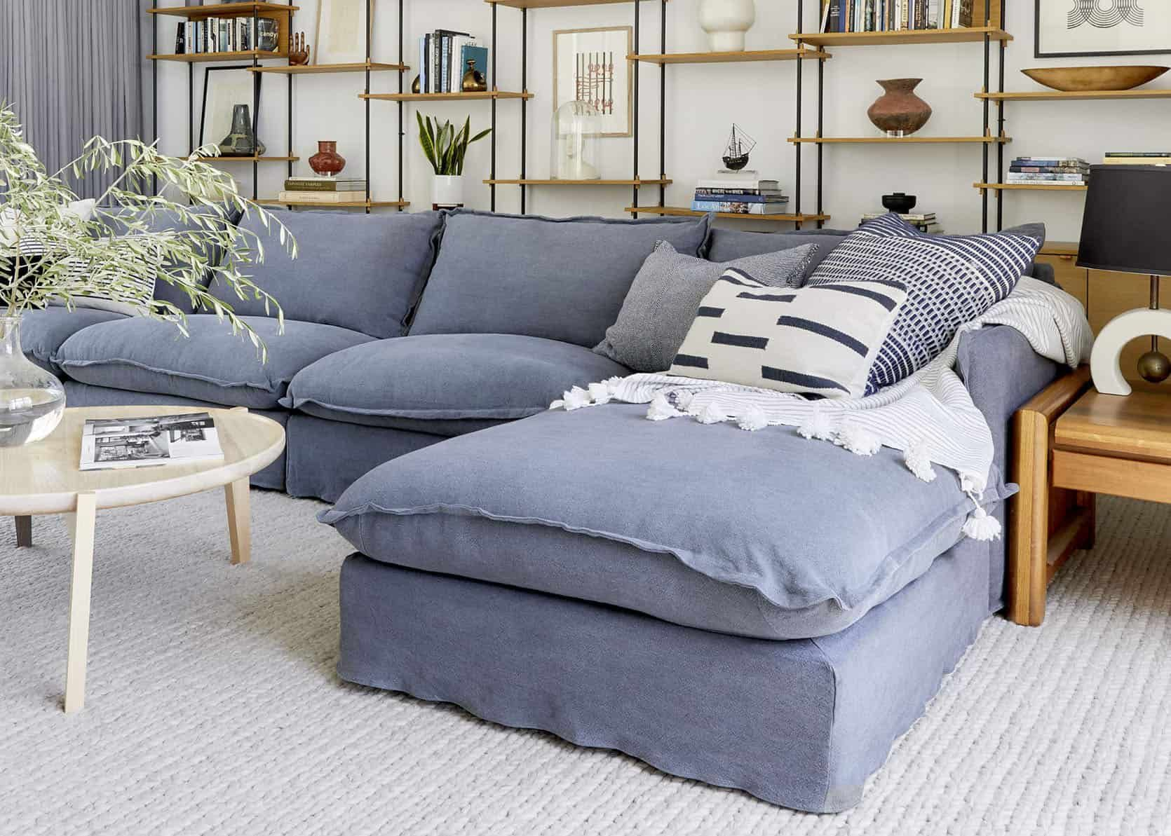 The Most Comfortable Couch Review | Gypsy Tan