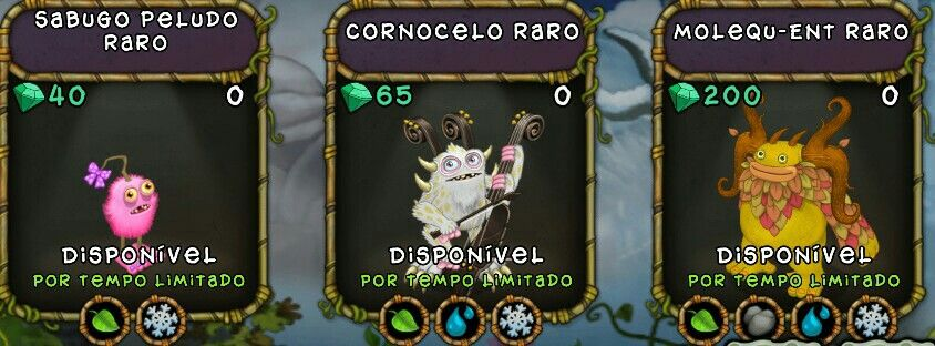 My singing monsters breeding match combinação Singing