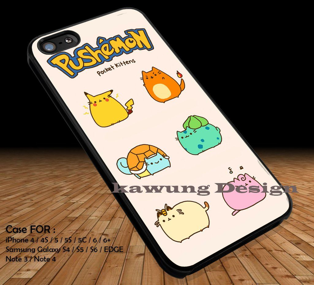 Pics photos batman logo evolution design for samsung galaxy case - Cute Anime Pushemon Pokemon Iphone 6s 6 6s 5c 5s Cases Samsung Galaxy S5 S6 Edge