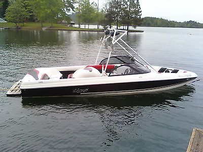 Tige Competition Wakeboard Inboard Boat 2000 20i W Tower