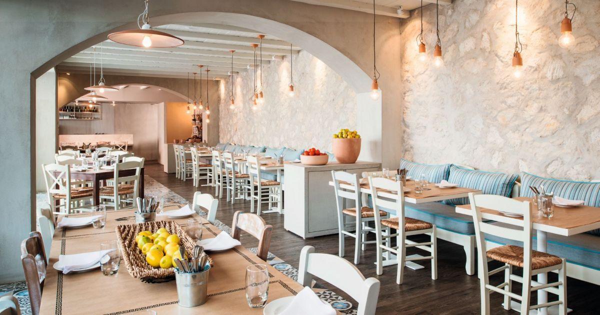 The 5 Most Authentic Greek Restaurants In Dubai Restaurant