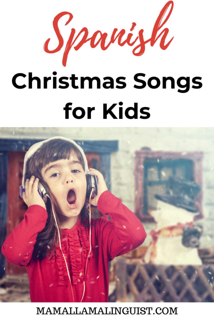 Top 10 Spanish Christmas Songs on YouTube Spanish