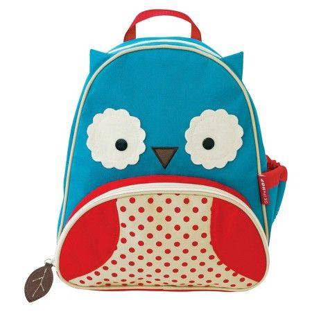 Skip Hop Zoo Little Kids & Toddler Backpack, Owl : Target ...