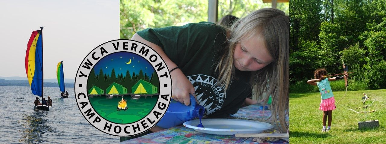 Camp Hochelaga South Hero Vt Looking For An Empowerment Focused Opportunity For Your Child To Grow Their Independence Learn In 2020 South Hero Camping Lake Champlain