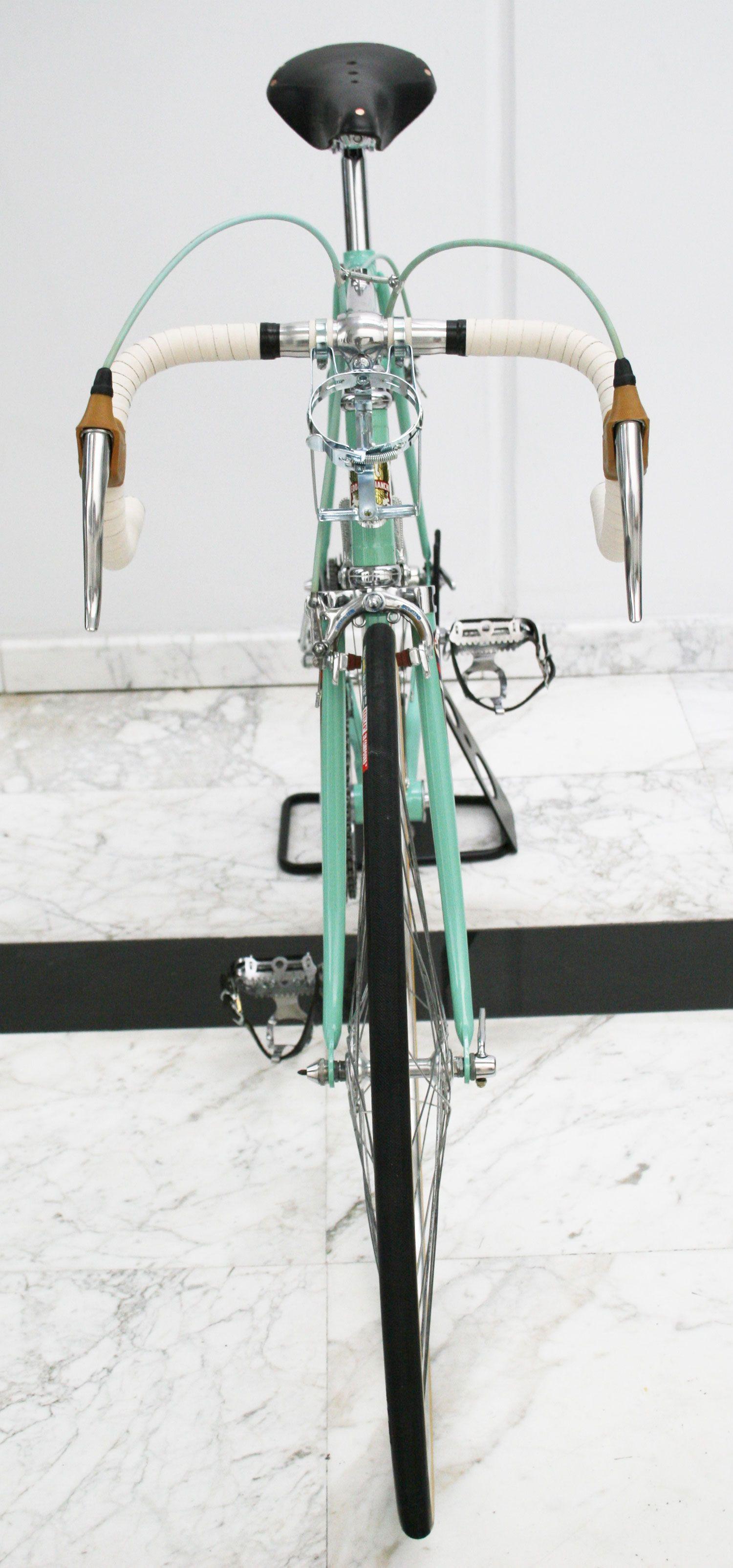 Vista Bianchi 68 Steel Bike Bike Comfort Bike