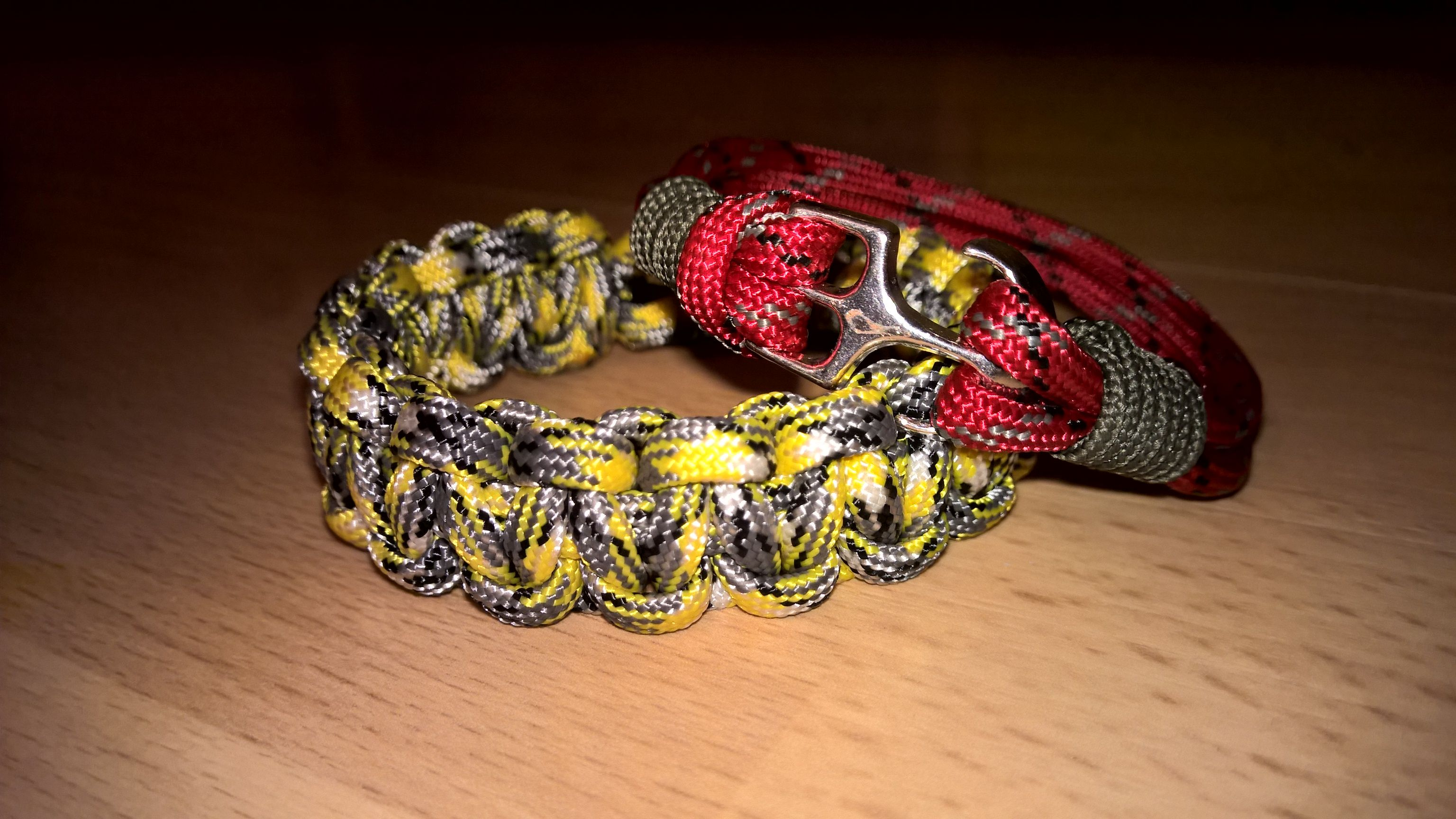 com make microcord the youtube bracelet boredparacord watch stitched center fishtail paracord
