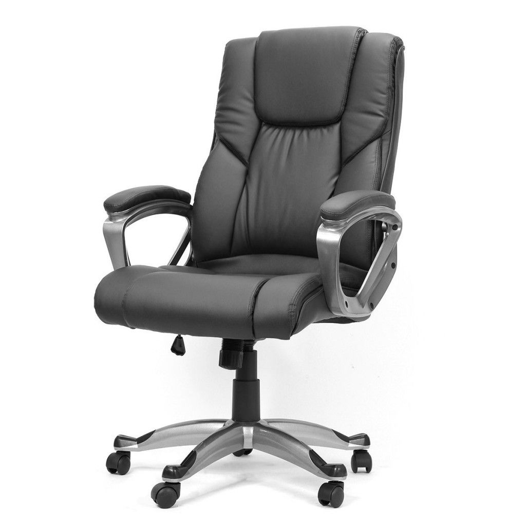 Enjoyable Big And Tall Executive Leather Office Chairs Office Chair Beutiful Home Inspiration Aditmahrainfo