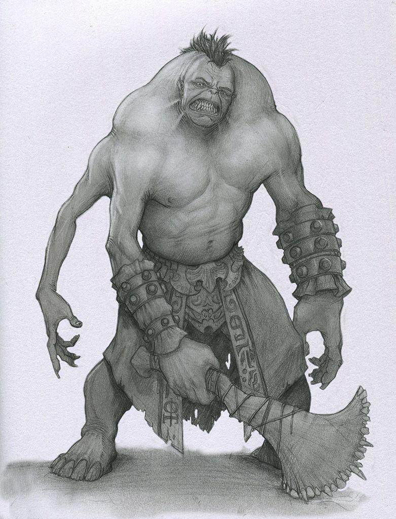 Mutant by Mavros-Thanatos.deviantart.com on @DeviantArt