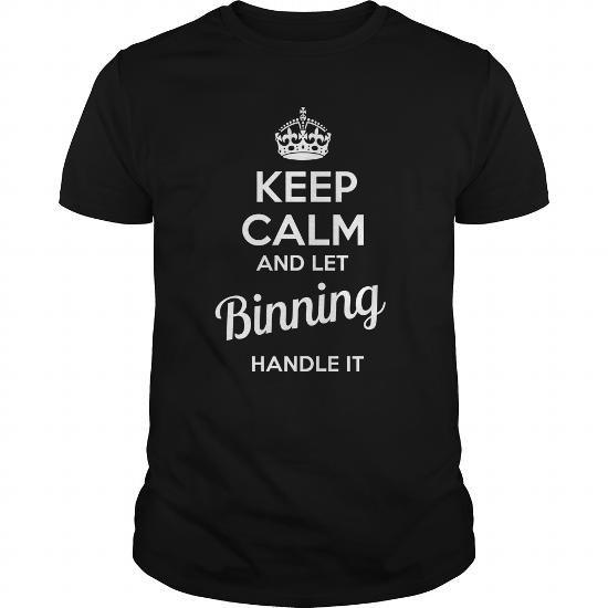 BINNING T-Shirts, Hoodies (19$ ==► Order Shirts Now!)