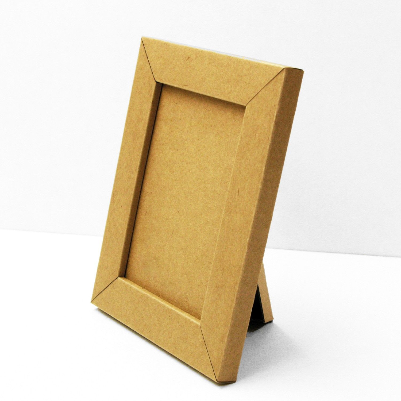 Bilderrahmen selber machen aus pappe  Bilderrahmen FALTER - Pappmöbel – Shop für Möbel aus Pappe von ...