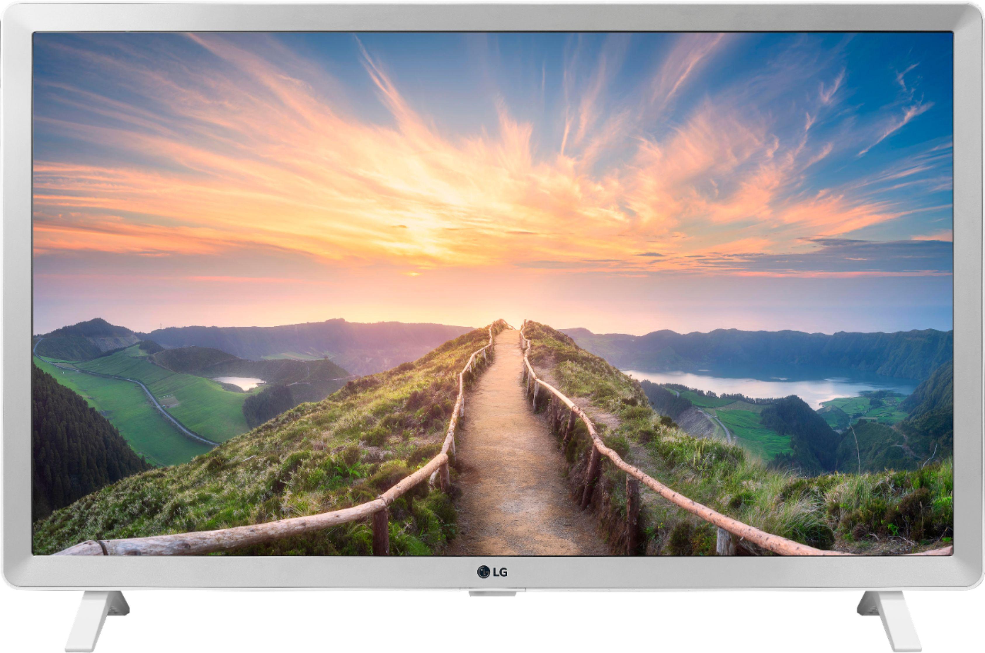 "LG 24"" Class LED 720p Smart HDTV 24LM520SWU Cool things"