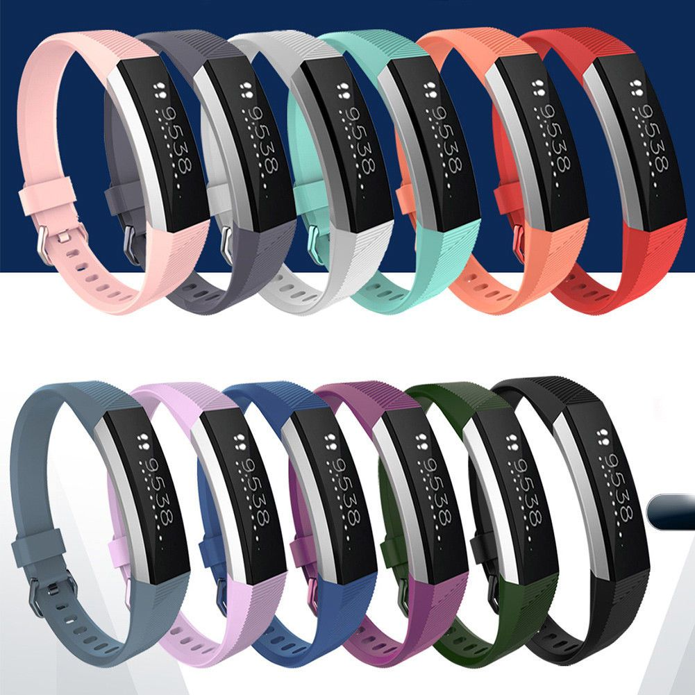 aud silicone replacement wristband buckle watch band strap