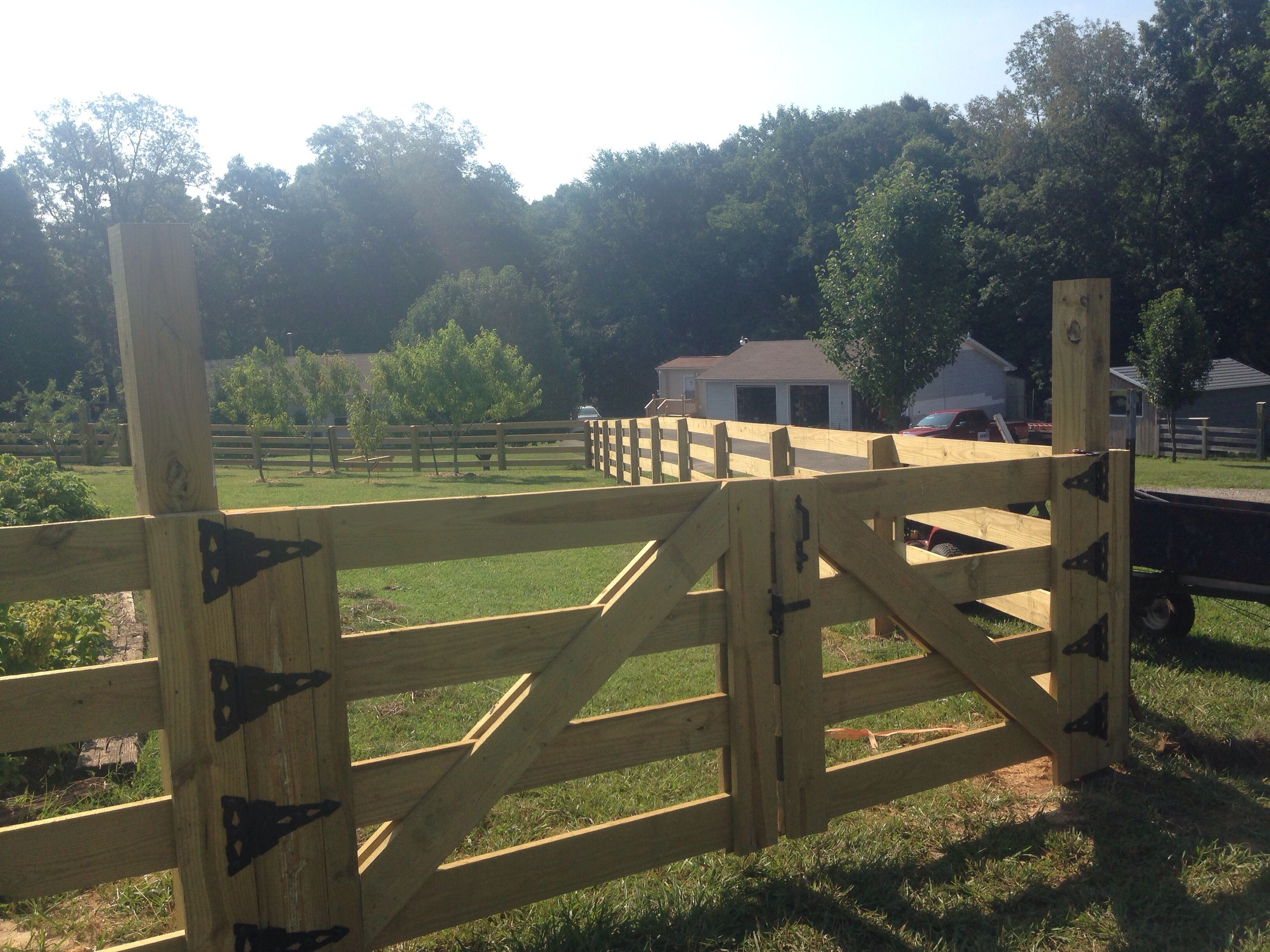 Farm Fencing Google Search Fencing The Ranch
