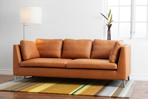Skinnsofa Stort Utvalg Sofaer I Skinn Skinnsofa Ikea Interior