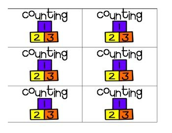 $2 - If you are starting Math Workstations in your classroom (or use Math Centers), these labels are perfect for labeling center or workstation bins to help keep track of workstation topics. Labels included: CountingAdditionSubtractionShapesTelling TimeMeasuringTens and OnesHundreds ChartGraphsFractions Two-Digit Numbers Multiple copies of each label are included.