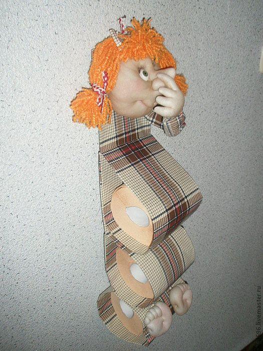 Igrushki hande made ru из капрона негр