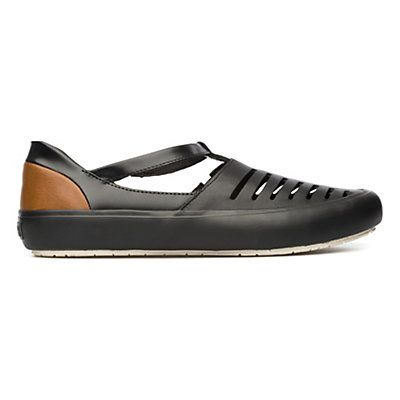 Cuir Et Ouvertes Camper Chaussures Marron Sandals Femme Noir 5vSn6