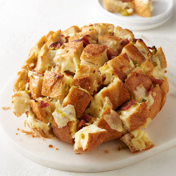 Pull-Apart Party Loaf