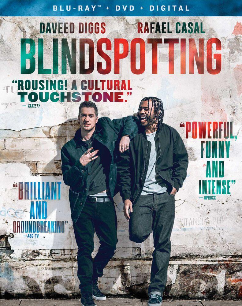 Blindspotting [Includes Digital Copy] [Blu-ray/DVD] [2018