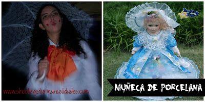5 Disfraces De Halloween De última Hora Halloween Disfraces Halloween Disfraces