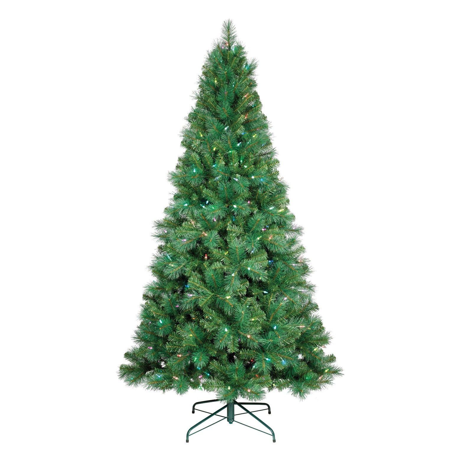 Philips 7.5ft Prelit Artificial Christmas Tree Douglas Fir