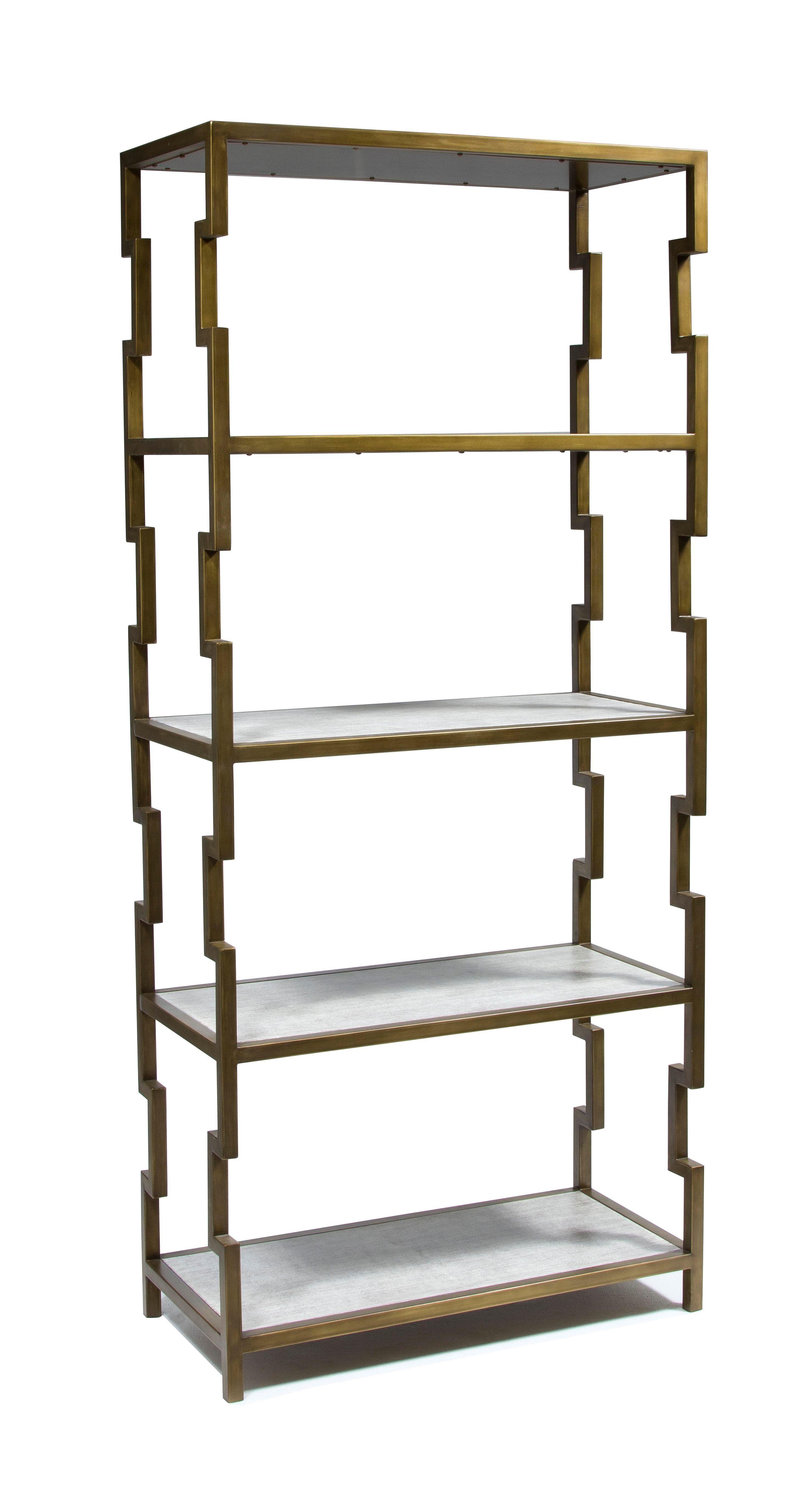 Fontana 5 Tiered Bookshelf