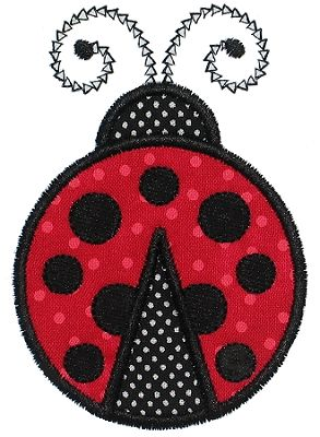 Idea for some kind of ladybug craft. Not sure what yet, but had to pin the image.