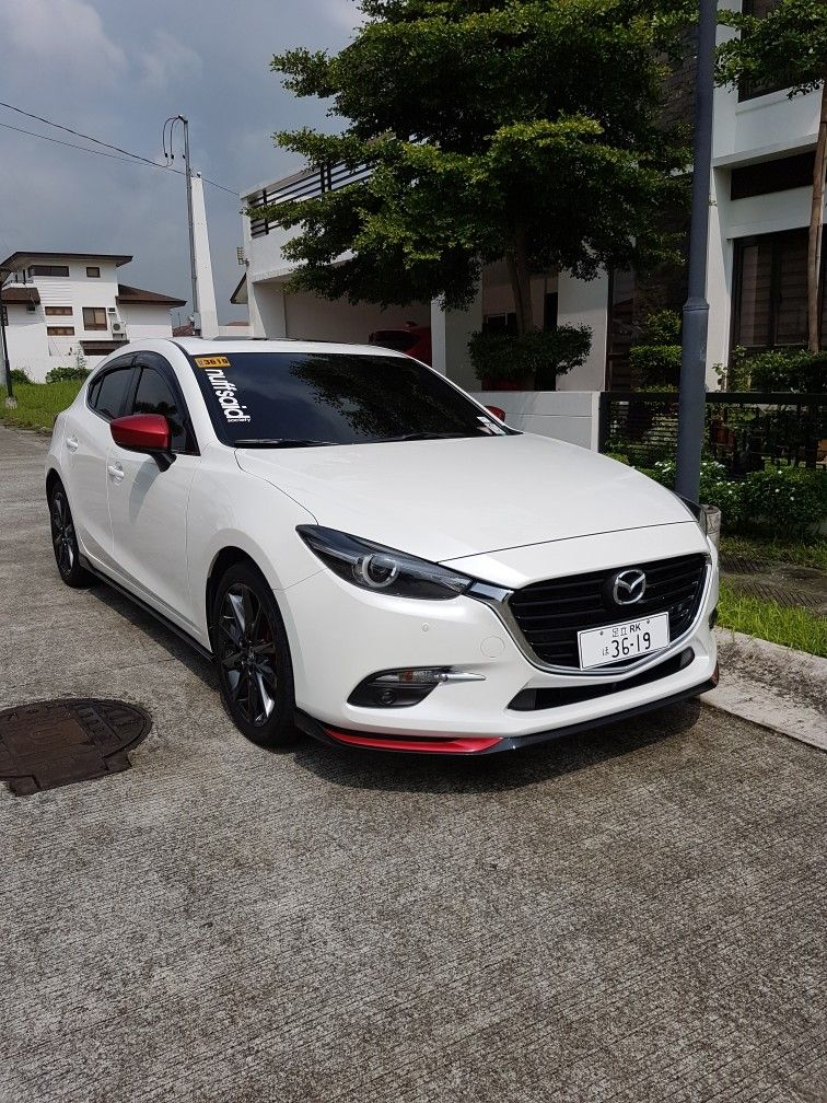 I Like The Front Lip On He Per Mazda 2 4 Wheelers Y Cars